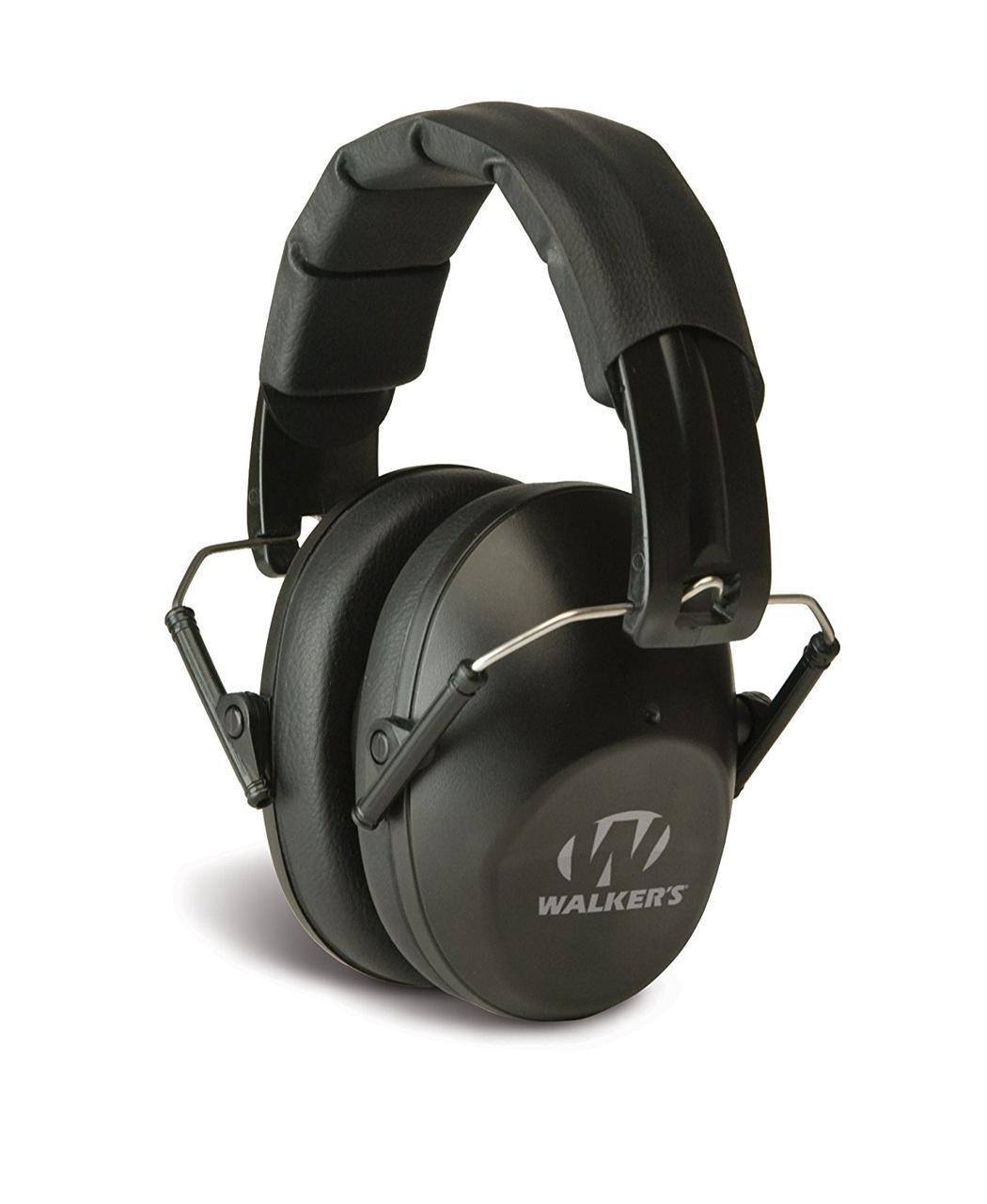 Пассивные наушники Walker's Hearing Protection Low Profile Passive Folding Muff(США)