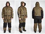 Костюм зимний Norfin DISCOVERY (хакі) -35 ° / 6000мм /, фото 5