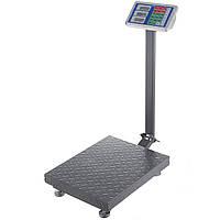 Весы электронные напольные (железо рефленное) 600кг ST 704-1