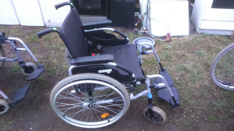 Инвалидное кресло Primo Basico 54 см 170 кг, фото 2