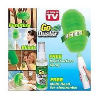 Супер метелочки для уборки GoDuster Гоу Дастер