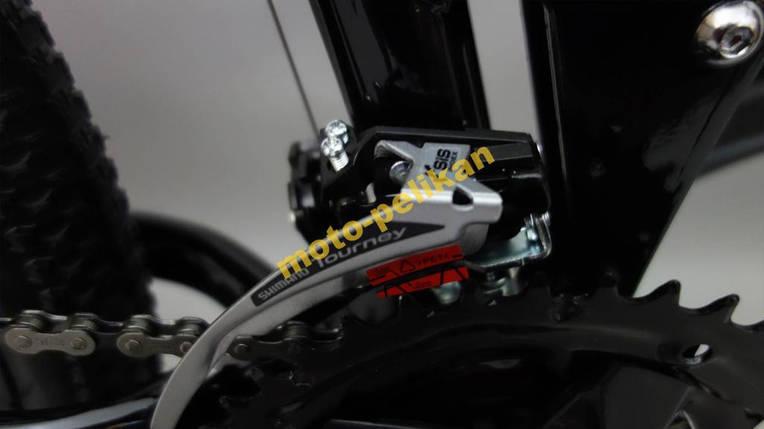 Велосипед складной MTB 26 SHIMANO литые ДИСКИ, фото 2