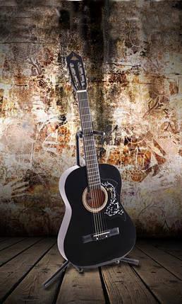 Классическая гитара 3/4 под металл нейлон + чехол!, фото 2