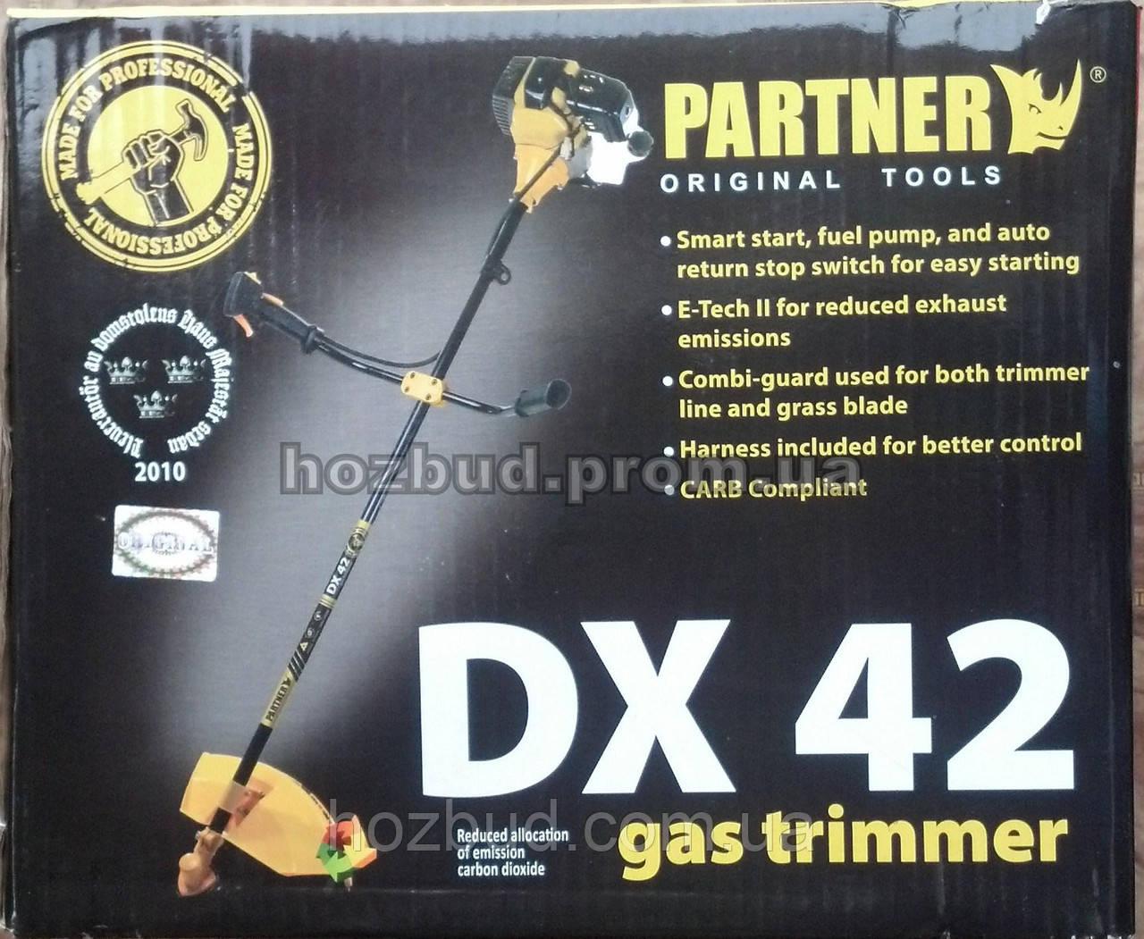 Бензокоса Partner DX 42