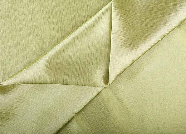 Ткань Шанзализе (селеста) Оливковый, фото 2