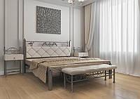 Металеве ліжко Стелла