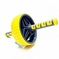 Ролик для пресса LiveUp Exercise Wheel, LS3371