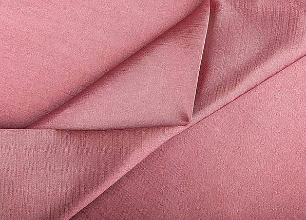 Ткань Шанзализе (селеста) Розовый, фото 2