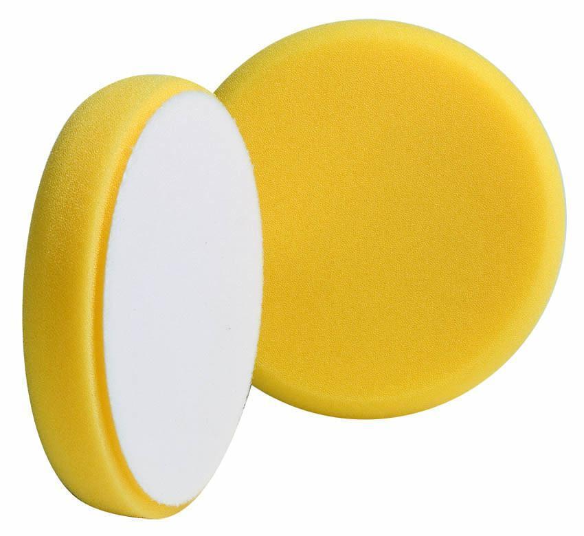 Поролоновый круг Buff and Shine 613G желтый, Ø150мм