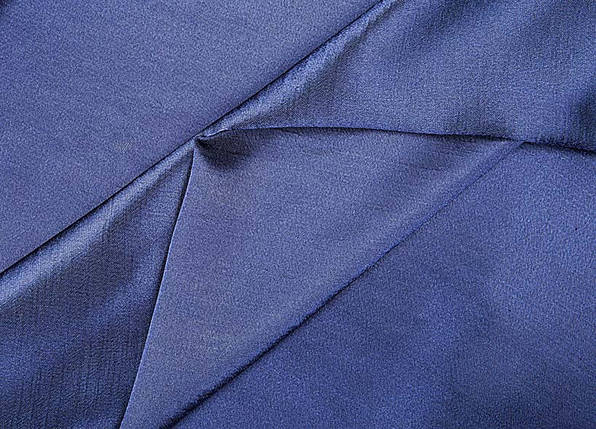 Ткань Шанзализе (селеста) Синий, фото 2