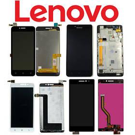Дисплейные модули в сборе для смартфонов и планшетов Lenovo