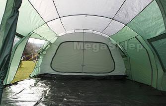 Мощная туннельная палатка ICEBERG TUNNEL 6 мест, фото 2