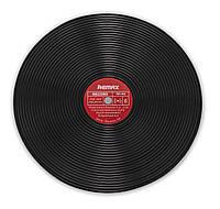 Беспроводное зарядное устройство Remax Charger Vinyl Series RP-W9 | цвет черный | QT-Vinyl01