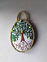 Оберег Дерево Рода - вышивка ручной работы