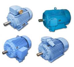 Электродвигатели АИР, 4АМ, 4А, 4АМУ, АД, АО, А асинхронные низковольтные