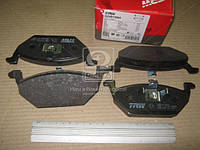 Тормозные колодки передние Шкода Октавия Тур 1996-->2010 TRW (США) GDB1984