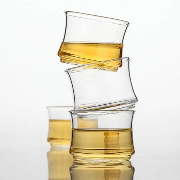 70гр питьевой бамбука совместных жаростойкий прозрачное стекло чай Кубок 1TopShop