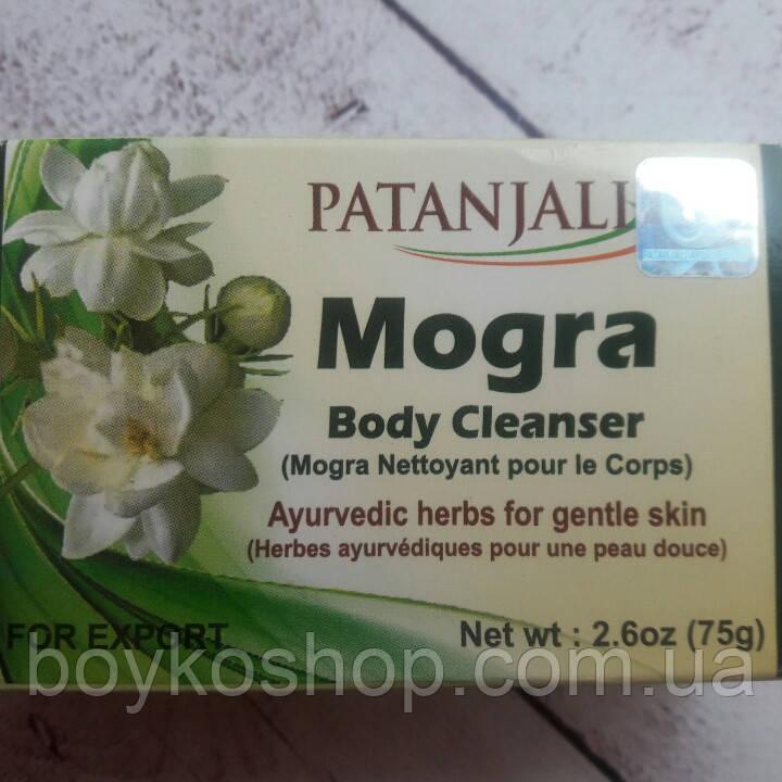 Мыло индийское Mogra 75гр