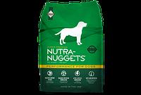 Nutra naggets Performance(нутра наггетс)корм для спортивных и активных собак 15кг
