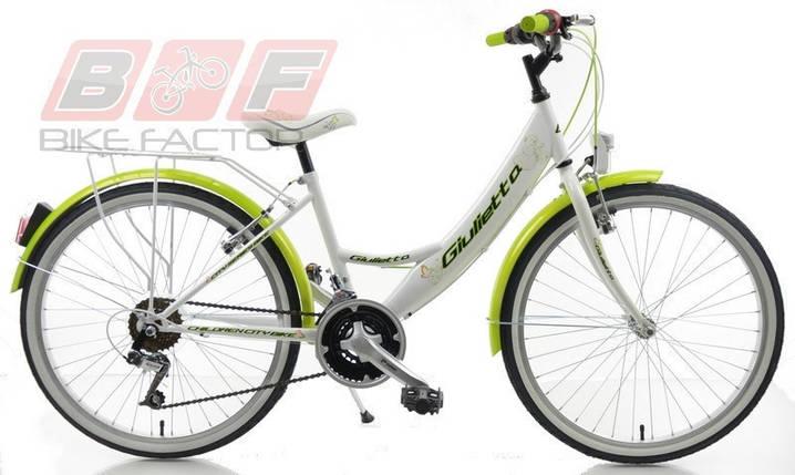 Велосипед дамский KANDS GIULIETTA, фото 2