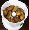 Картопле чистка TURBO  + сушарка для овочів, фото 4