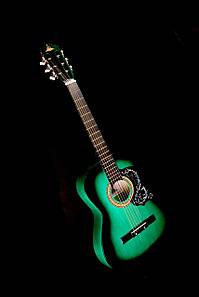 Гітара + Гітарний Тюнер ,7 кольорів!!!