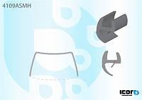 Молдинг стекла лобового, Hyundai Accent, Хундай Акцент