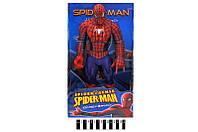 Супергерой Человек-паук, большой
