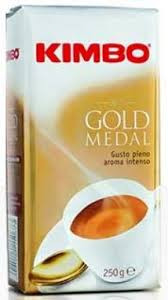 Молотый кофе kimbo gold medal