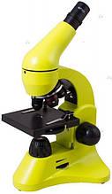 Микроскоп Levenhuk Rainbow 50L LimeLimonowy M1