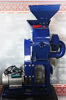 Кормоизмельчитель ДТЗ КР-20C 3 кВт  (зерно + почтаки кукурузы + овощи + фрукты + стебли, 600 кг/ч)
