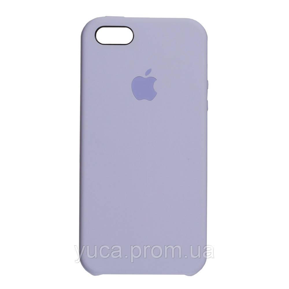 Чехол силиконовый для APPLE iPhone 5/5S/5C/5SE 39 лиловый копия