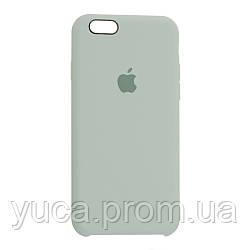 Чехол силиконовый для APPLE iPhone 6G 27 персиковый копия