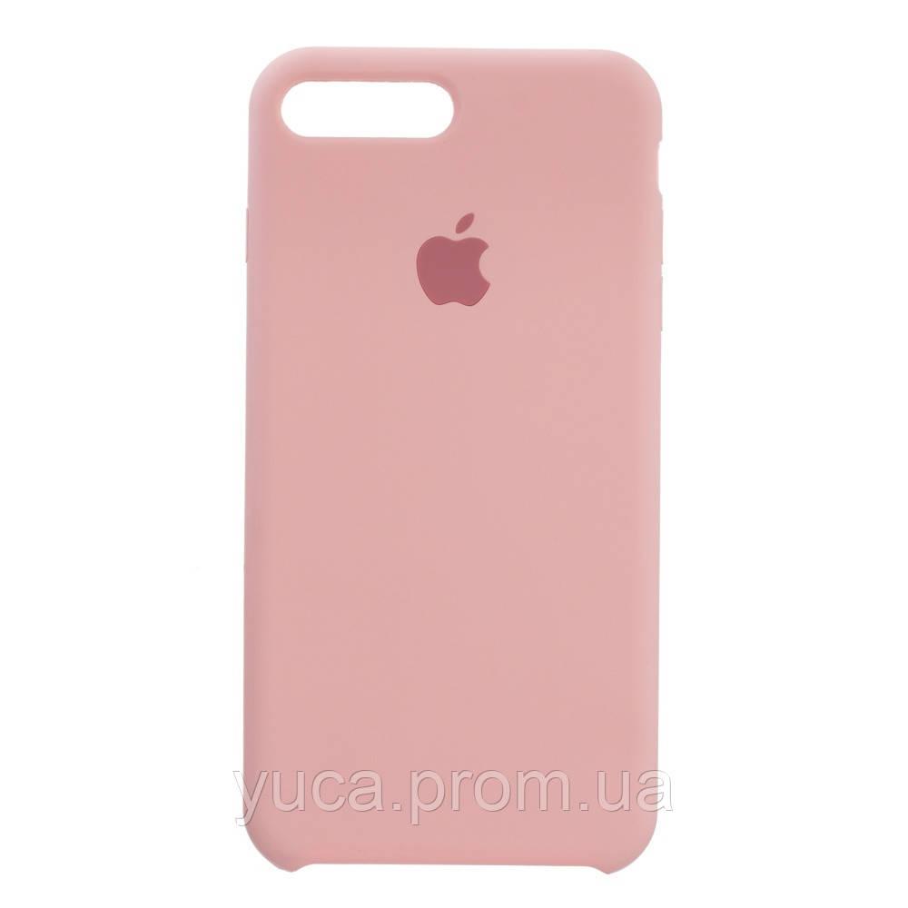 Чехол силиконовый для APPLE iPhone 7 Plus 12 светло розовый копия