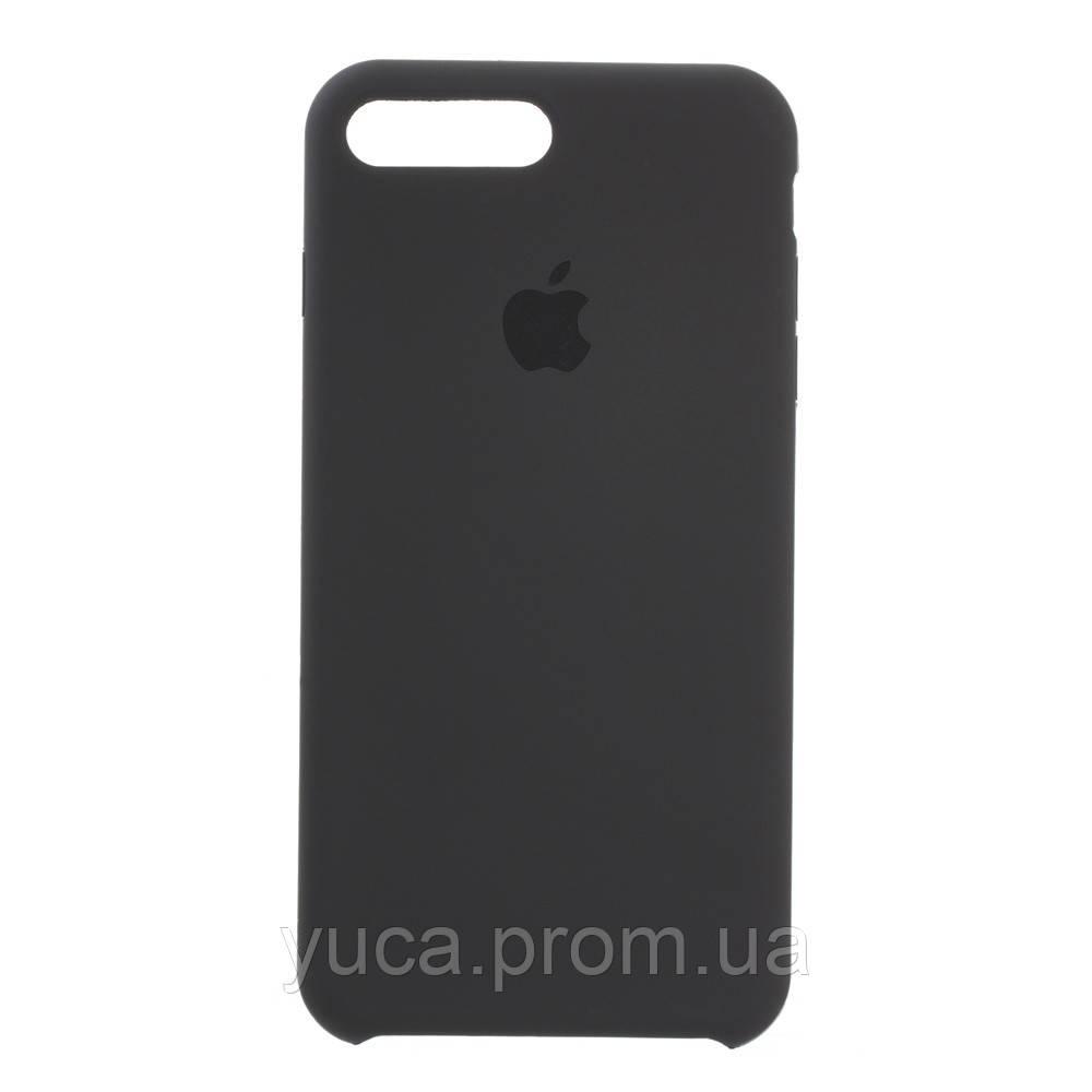 Чехол силиконовый для APPLE iPhone 7 Plus 15 тёмно серый копия