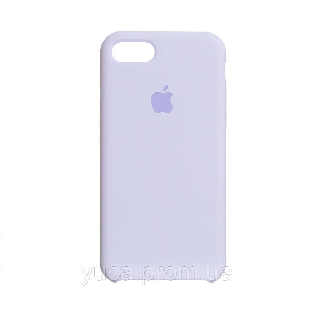 Чехол силиконовый для APPLE iPhone 7G 39 лиловый копия