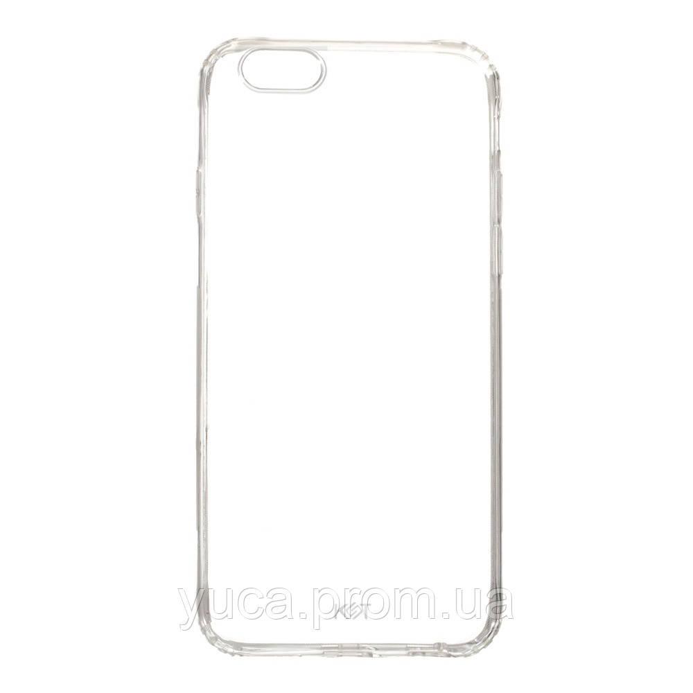 Чехол силиконовый для APPLE iPhone 6G KST прозрачный