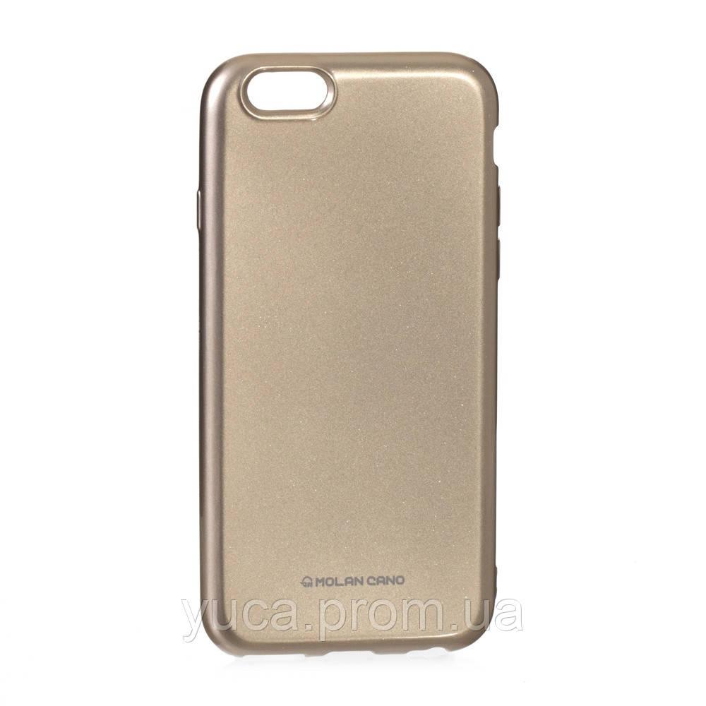 Чехол силиконовый для APPLE iPhone 6G Molan Shining 06 прозрачный
