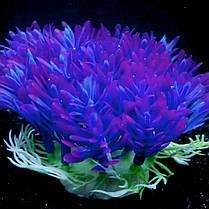 Искусственный пластик Растение Водный резервуар для рыбы Аквариум Украшения для орнаментов New 1TopShop, фото 2