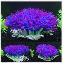 Искусственный пластик Растение Водный резервуар для рыбы Аквариум Украшения для орнаментов New 1TopShop, фото 3