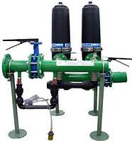 Фильтростанция с полуавтоматической промывкой ФС-60ПА