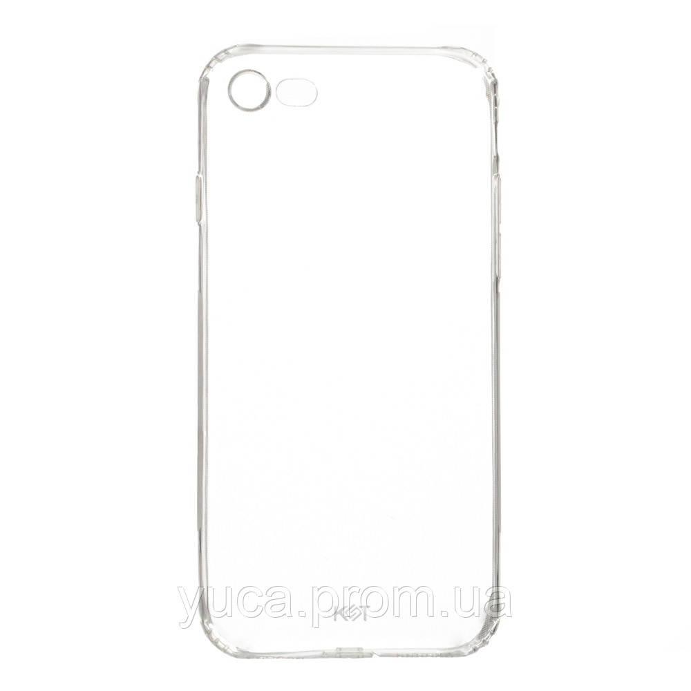 Чехол силиконовый для APPLE Iphone 7G KST прозрачный