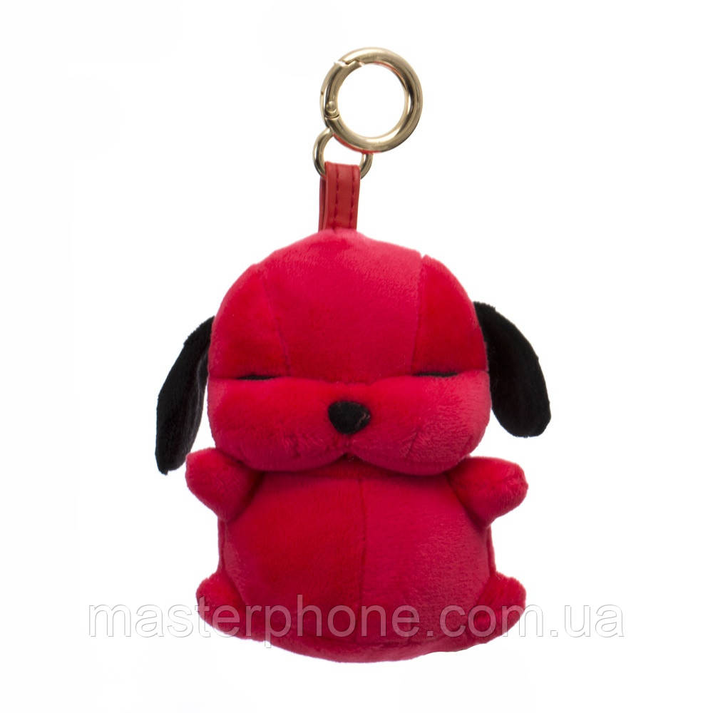 Power Bank игрушка  5000 mAh dogy красный