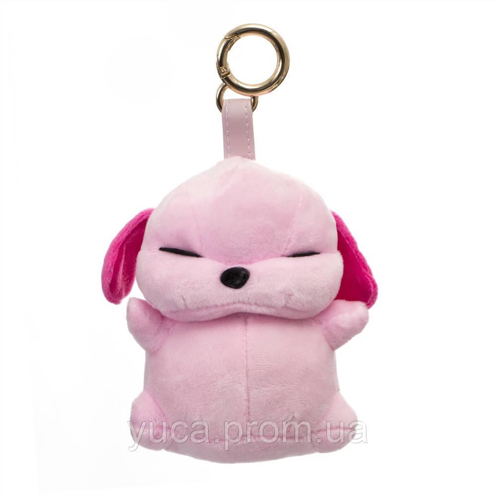 Power Bank игрушка  5000 mAh dogy розовый