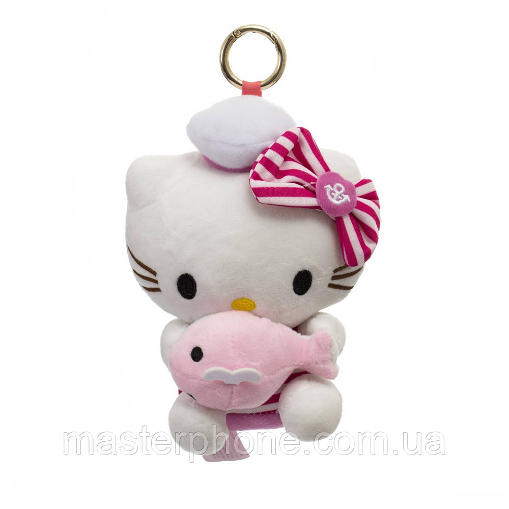 Power Bank игрушка  5000 mAh hello kitty белый