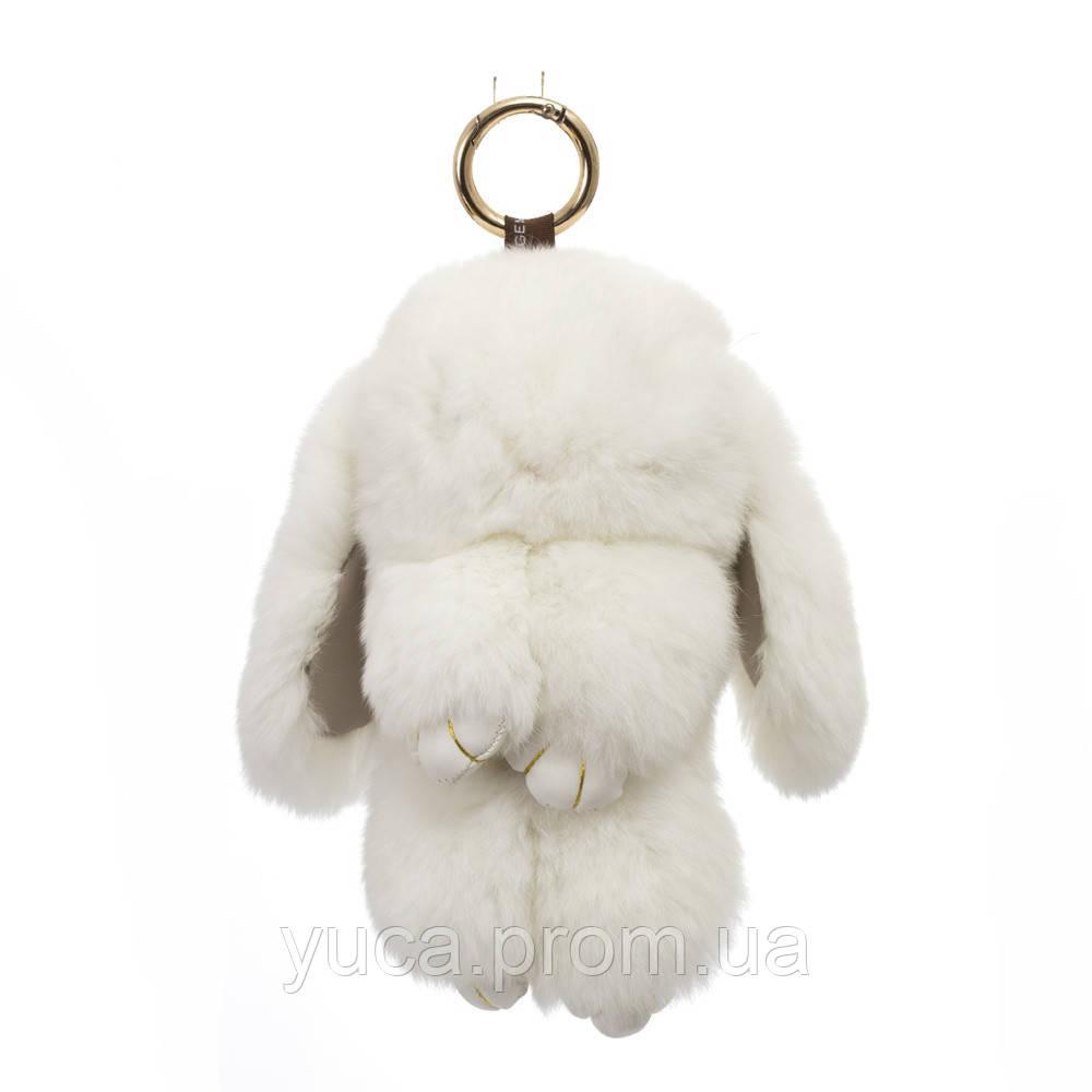 Power Bank игрушка  5000 mAh кролик белый