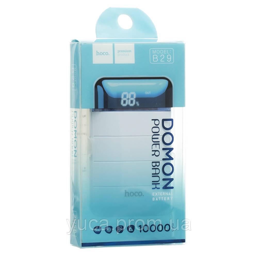 Power Bank Hoco 10000 mAh B29 синий