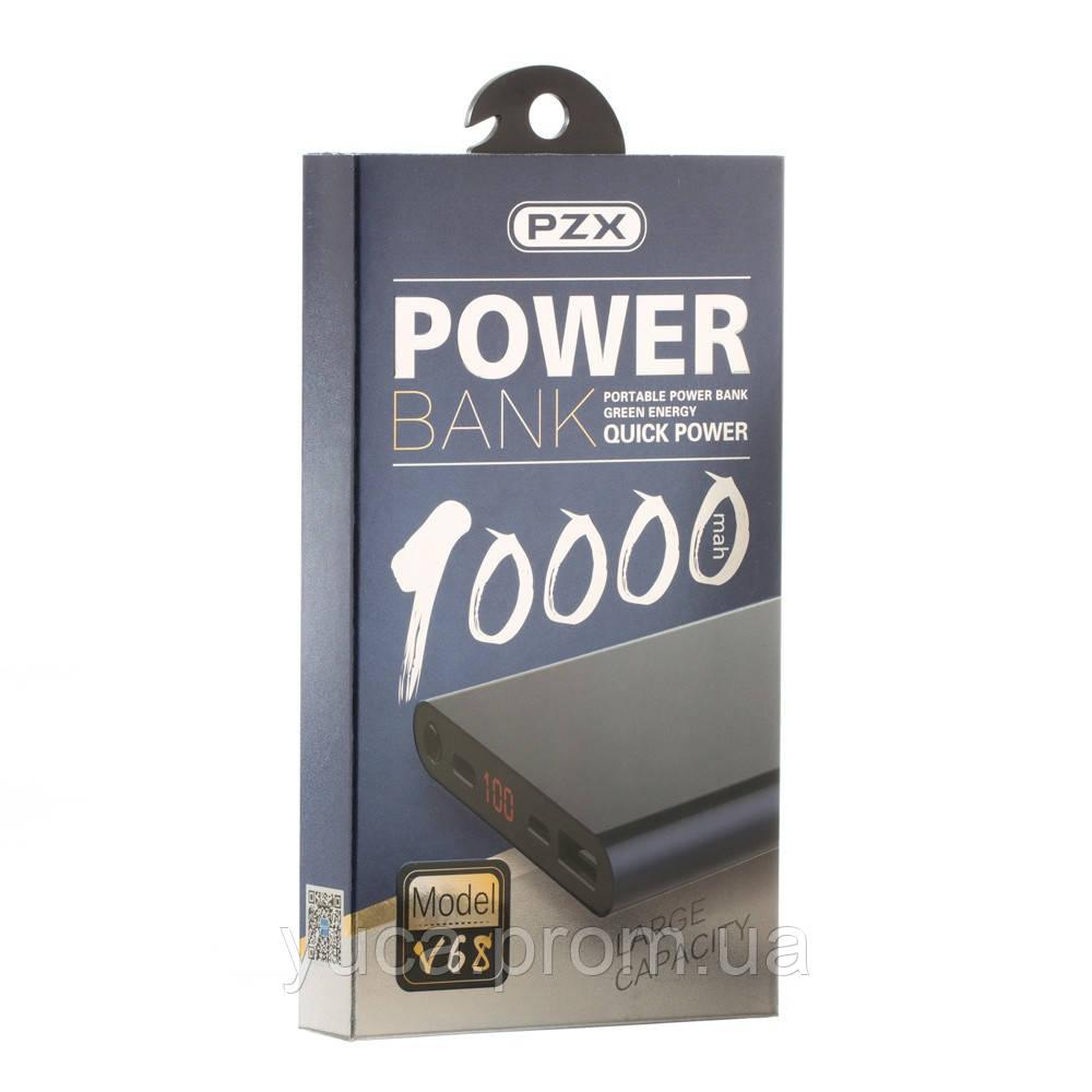 Power Bank Kingleen 10000 mAh PZX V68 чёрный