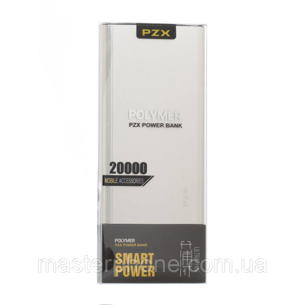 Power Bank Kingleen 20000 mAh PZX C158 серый