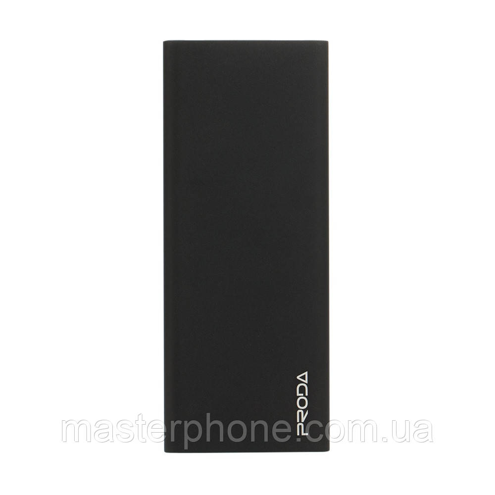 Power Bank Proda 12000 mAh Vanguard  PP-V12 чёрный